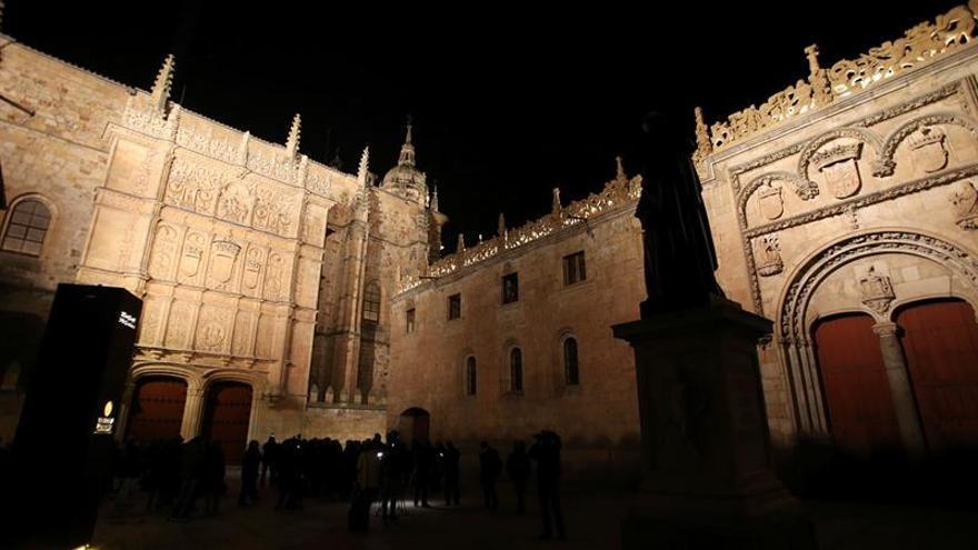 Universidad de Salamanca inaugura dos exposiciones fotográficas de Portugal