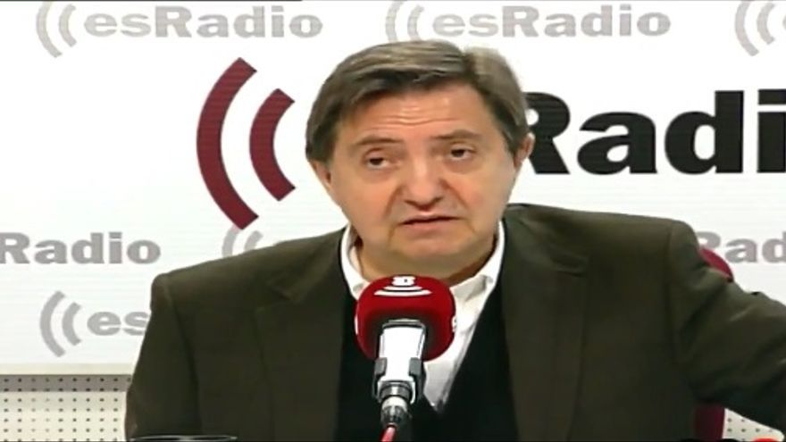 Jiménez Losantos dispararía a los dirigentes de Podemos