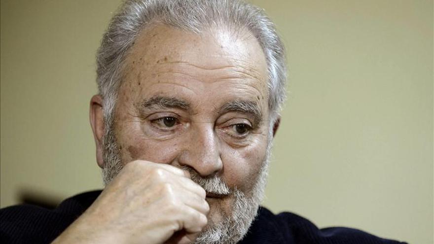 Julio Anguita lidera un Frente Cívico que celebra su asamblea constituyente este fin de semana