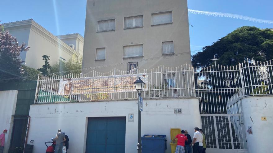 La okupación en barrios de lujo de la capital