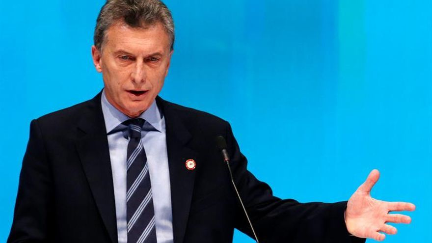 """Macri asegura está """"requete probado"""" que es inocente en los papeles de Panamá"""