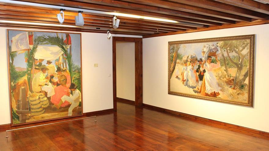 Imagen de archivo del Espacio Cultura de CajaCanarias en Santa Cruz de La Palma.