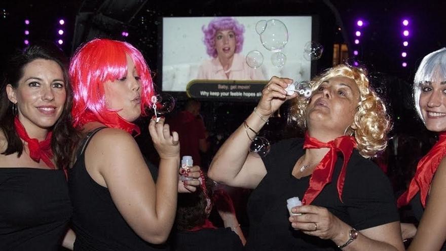 'Sing-Along', cine musical con karaoke, se estrena en Santander con 'Grease'