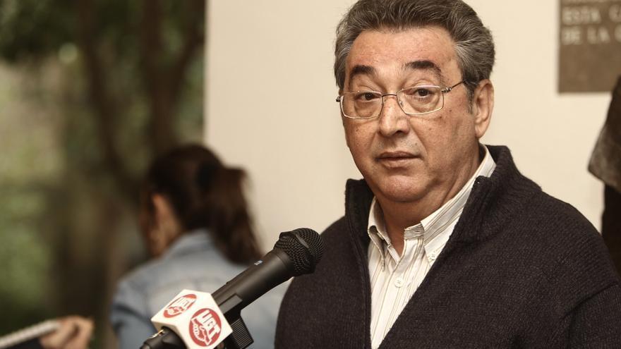 Toni Ferrer, secretario de Acción Sindical de UGT