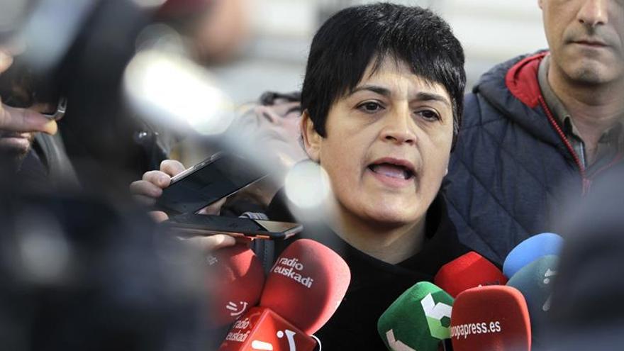 """Bildu afirma que acuerdo PNV-PSE debería ser """"más ambicioso"""" en autogobierno"""