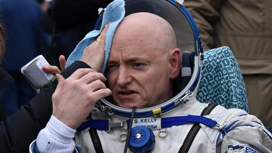 S.Kelly (NASA): volver a la Luna no es una propuesta seria