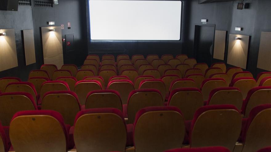 Más de la mitad de las 604 salas de cine andaluzas reabren este viernes con el 65% de su aforo