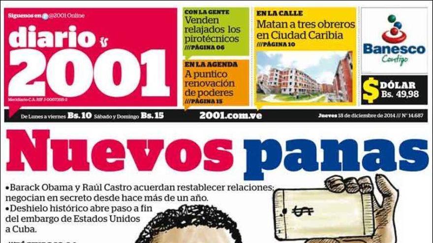 Diario 2001 (Venezuela).