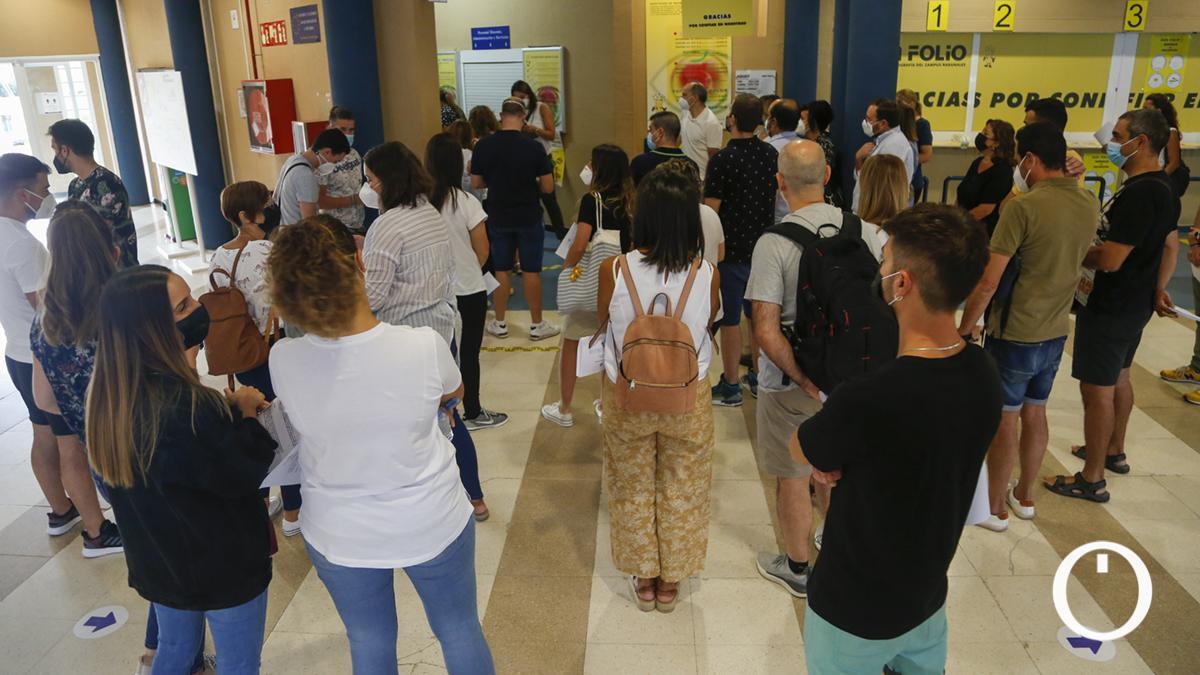 Oposiciones a Correos en Córdoba este domingo