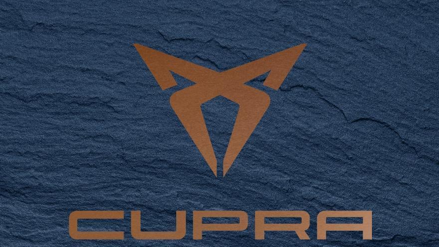 Nuevo logo de la marca Cupra.