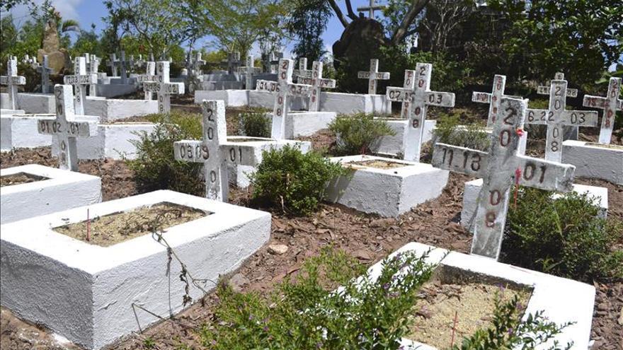 El cementerio de los que no llegaron a nacer