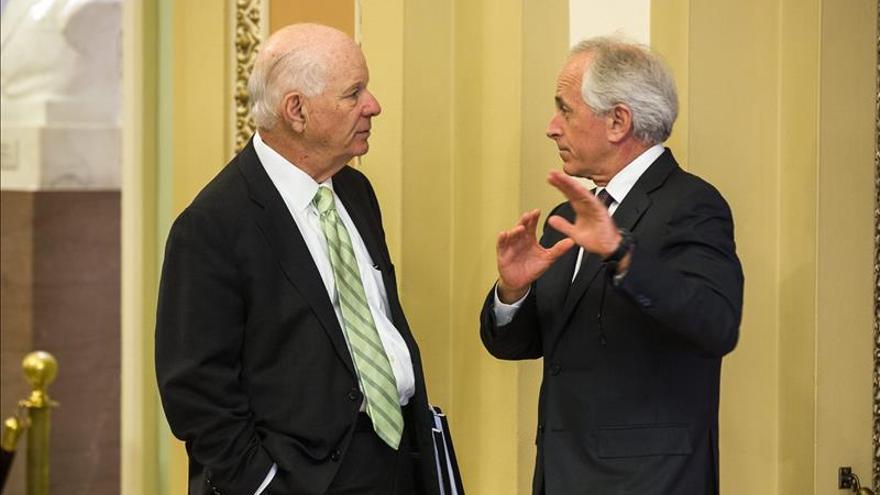El Senado de EE.UU. aprueba la ley que exige la revisión del Congreso del acuerdo con Irán