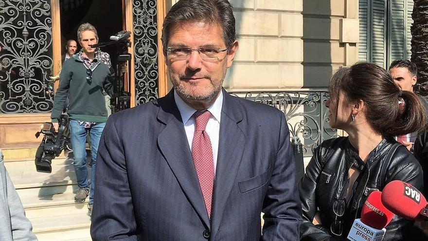 """Catalá espera que Torra """"se comprometa con el interés general de todos los catalanes"""""""