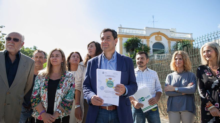 """El PP urge a Susana Díaz a explicar el """"escándalo"""" de las """"tarjetas black de la Junta"""" con pagos en """"prostíbulos"""""""