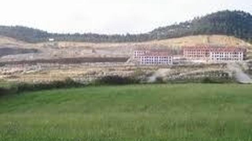 """Las viviendas del Alto del Cuco se derribarán """"a finales de julio o principios de agosto"""""""