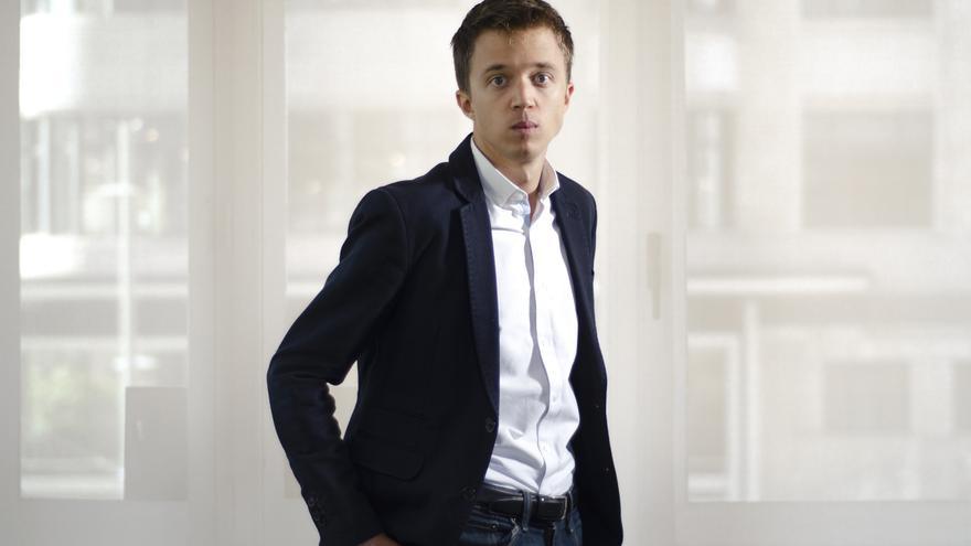 Íñigo Errejón, candidato de Más País al Congreso