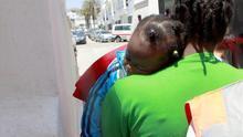 La Guardia Civil localiza una patera de pesca con siete inmigrantes a bordo
