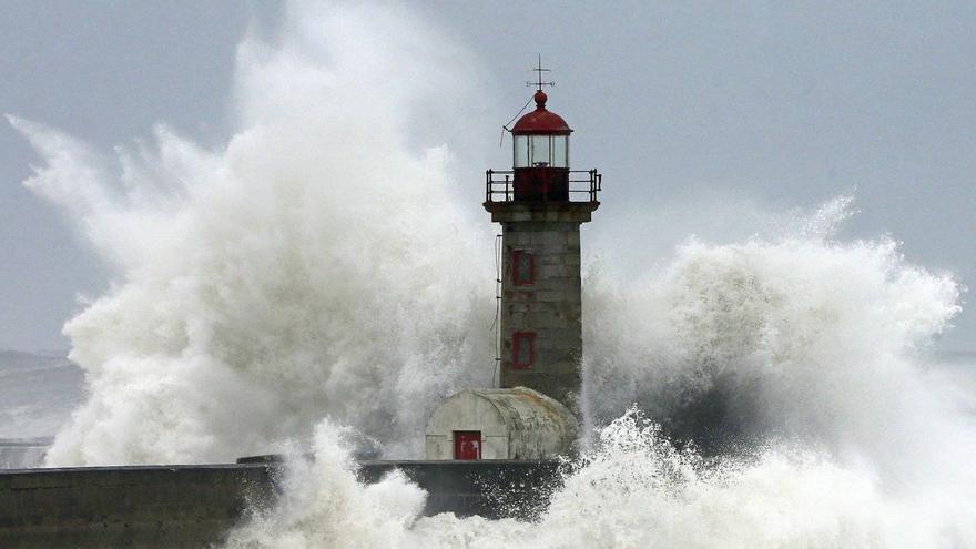 El aumento del tamaño de la olas puede aumentar la frecuencia de las inundaciones