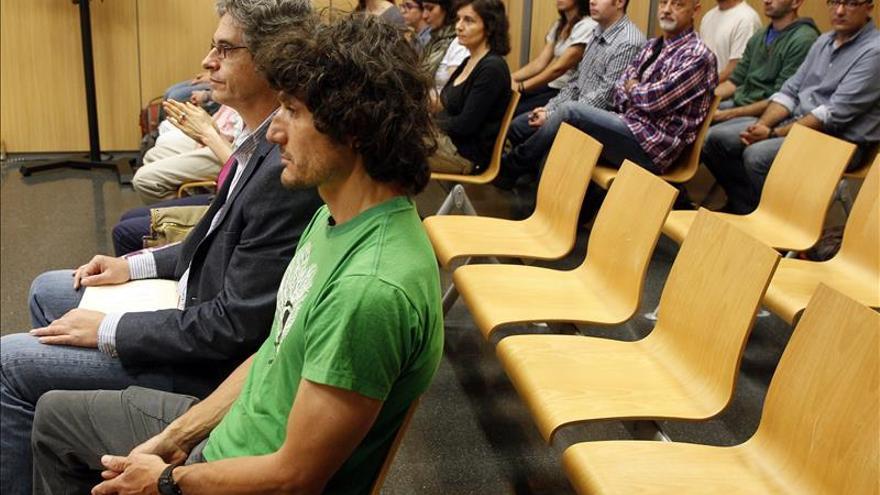 Iberdrola y Fiscalía piden de nuevo prisión para activistas de Greeenpeace