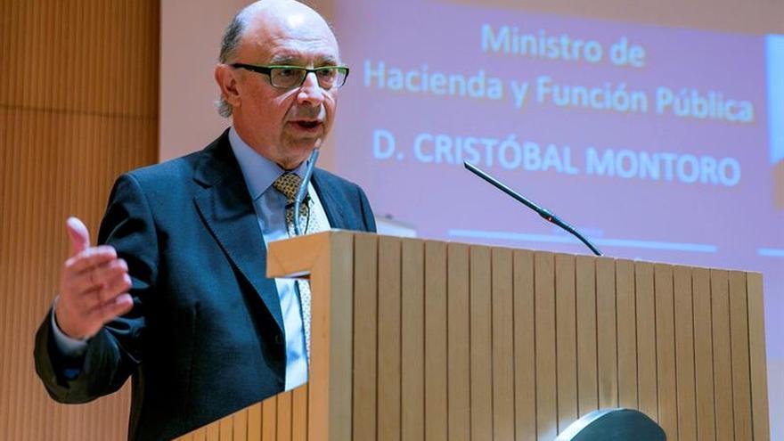 """Montoro dice que España vive """"el crecimiento más sano de su historia"""""""