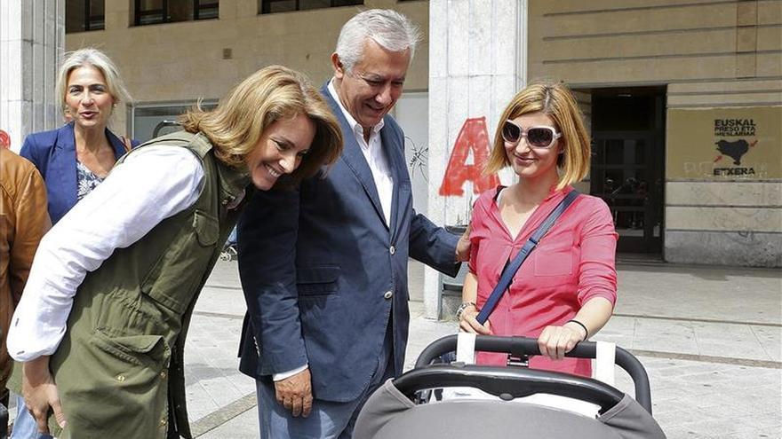 Arenas pide a Sánchez que aproveche su presencia en Euskadi para rectificar