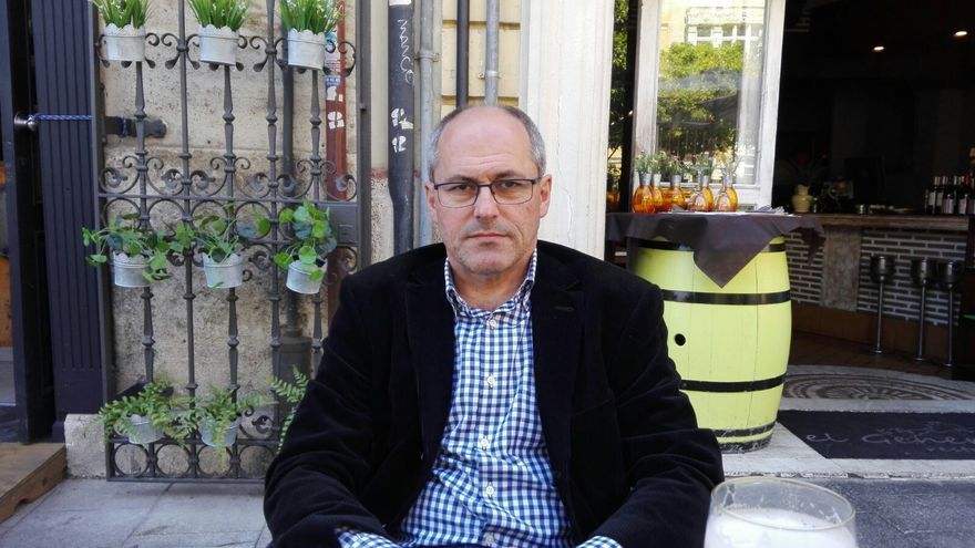 Ricardo Rodríguez, técnico de Hacienda. Foto cedida.