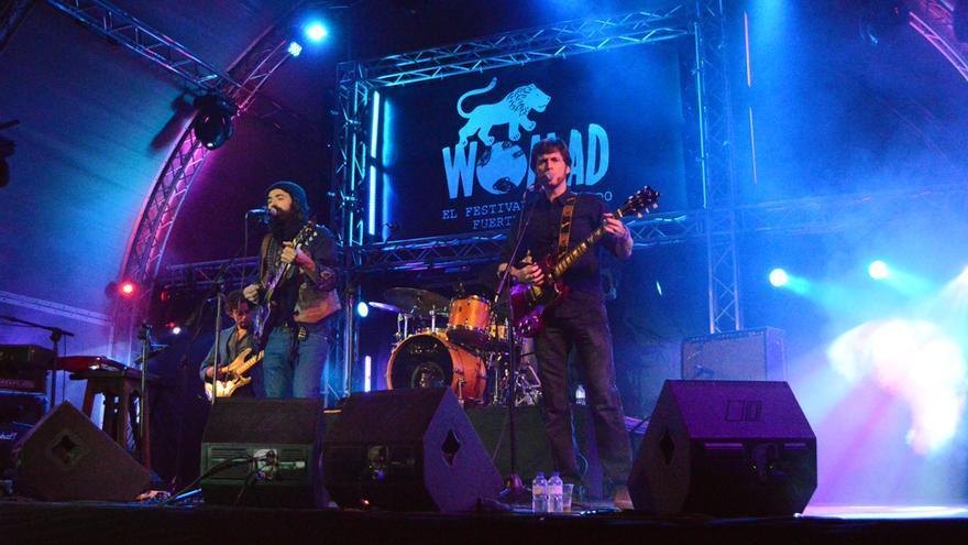Actuación de Julián Maeso en el Womad Fuerteventura 2014   Iago Otero Paz