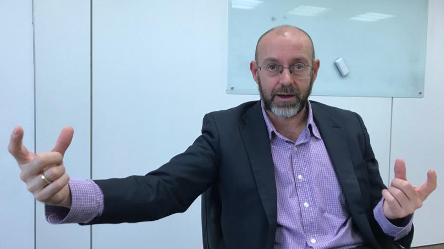 El consultor Jorge Sanz.