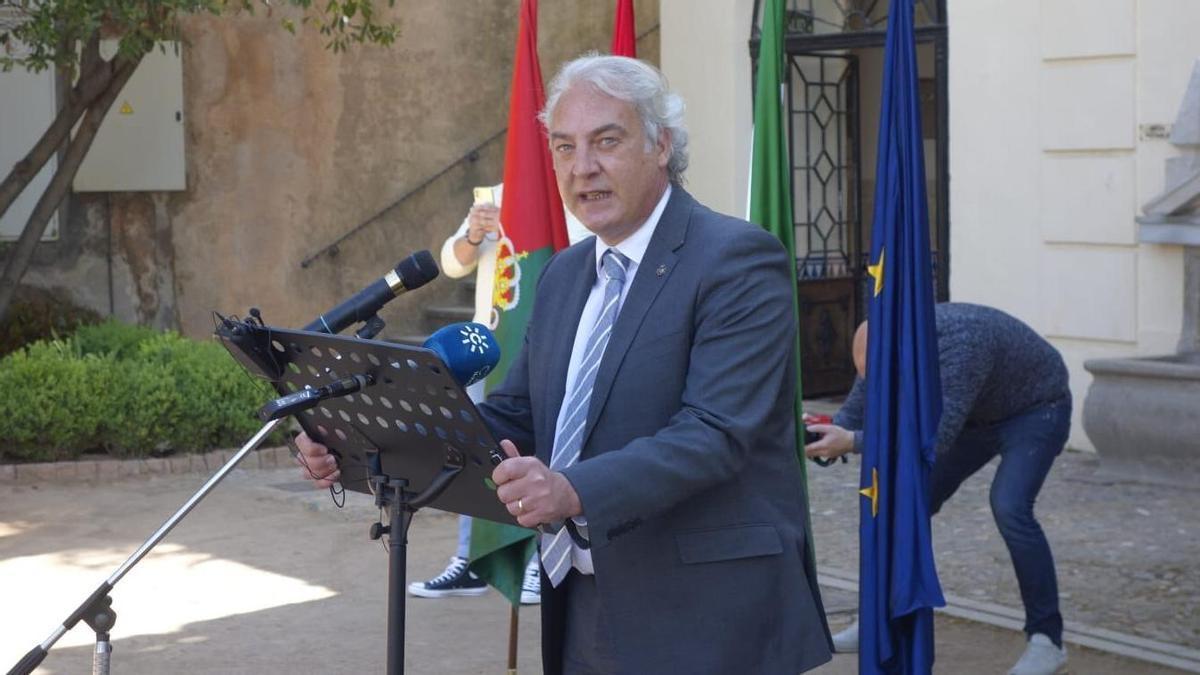 Según Ciudadanos, Huertas, que ejerce como alcalde interino, es el elegido por las direcciones nacionales de PP y Cs para ser el candidato en el pleno de investidura