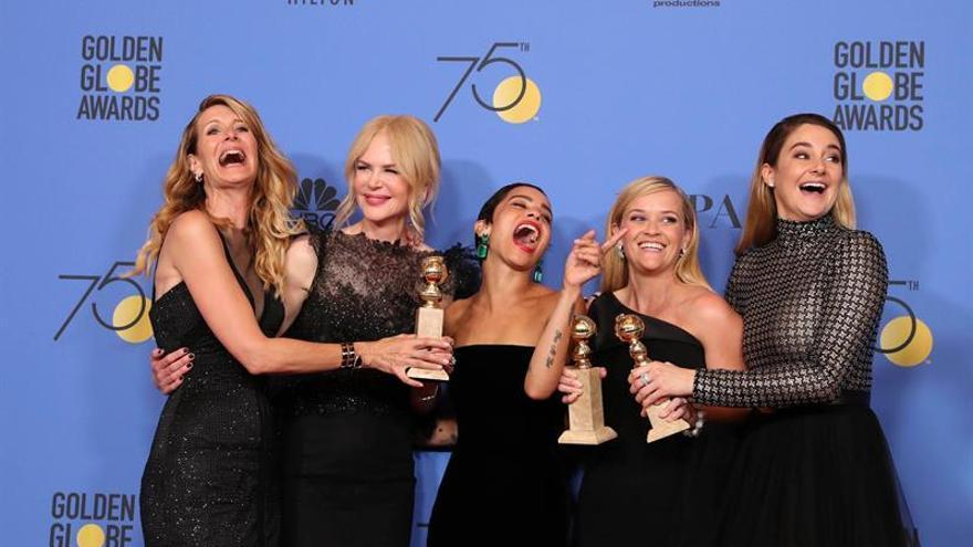 Las mujeres conquistan los Globos de Oro