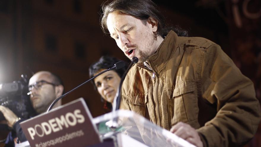 Pablo Iglesias se convertirá previsiblemente este sábado en el primer secretario general de Podemos
