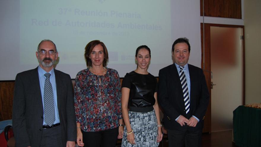 Canarias acoge la Red de Autoridades Ambientales