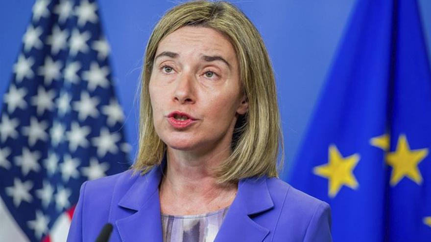 La UE reitera su apoyo a Irak en la lucha contra el Estado Islámico