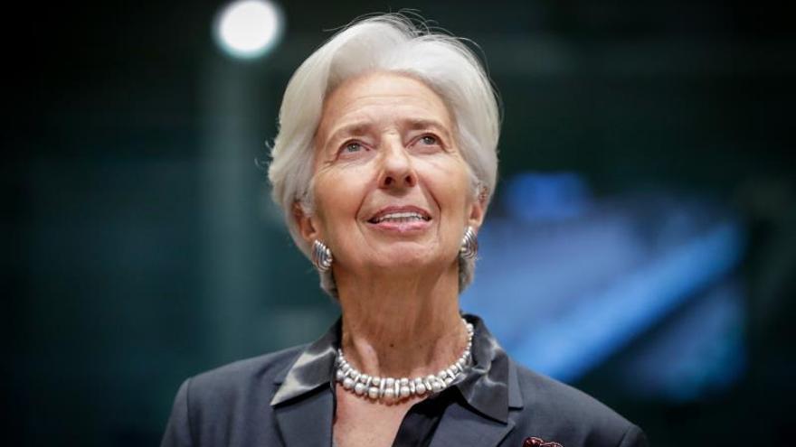 """Lagarde pide a UE una respuesta de política fiscal """"ambiciosa y coordinada"""""""
