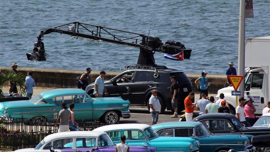 """La saga """"Transformers"""" rodará parte de su nueva película en Cuba"""