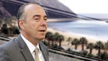 Miguel Zerolo, exalcalde del Ayuntamiento de Santa Cruz de Tenerife, exsenador y acusado en el caso de las Teresitas.