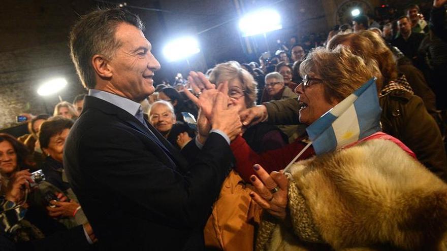 """Macri quiere que el Congreso sancione la ley que acaba con el """"abandono"""" de los jubilados"""