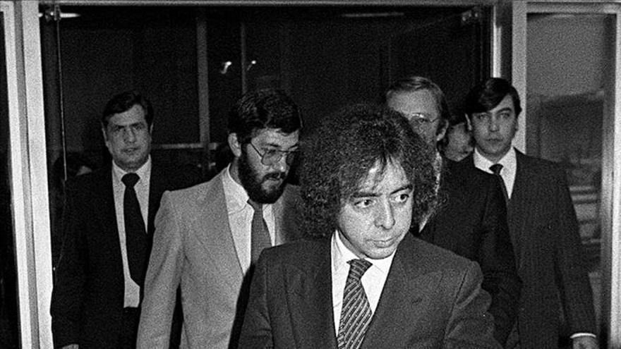 Billy el Niño, policía franquista acusado de torturas.