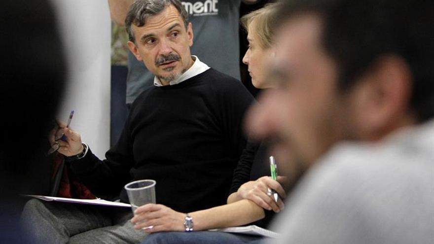 Ramón Espinar cesa a López como portavoz de Podemos en la Asamblea de Madrid