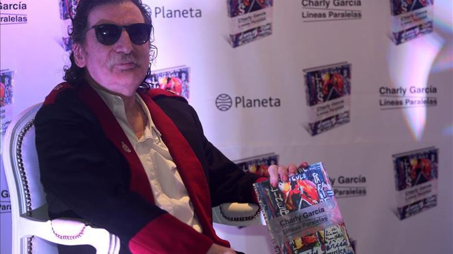 Charly García finalmente no hará concierto en Bogotá por recomendación médica