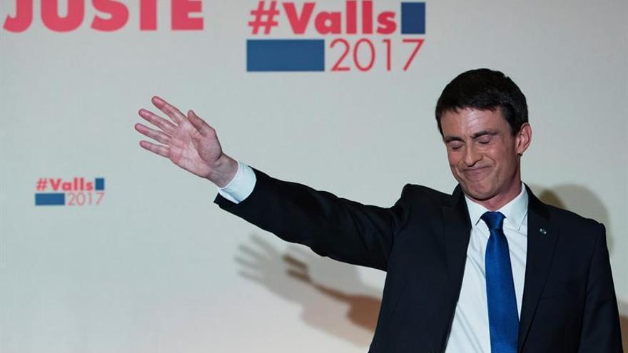 """Valls incumple """"por ahora"""" los criterios para ser candidato del partido de Macron"""
