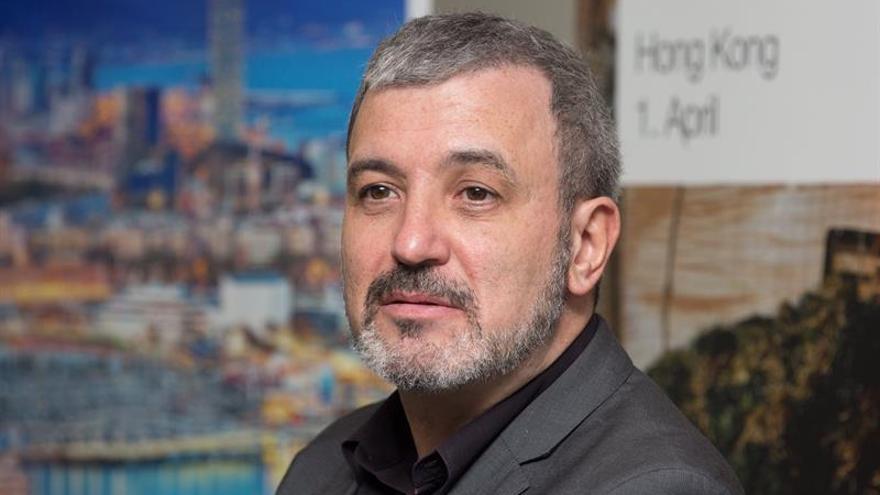 Jaume Collboni en una imagen de archivo
