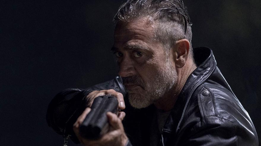 Jeffrey Dean Morgan es Negan en 'The Walking Dead'