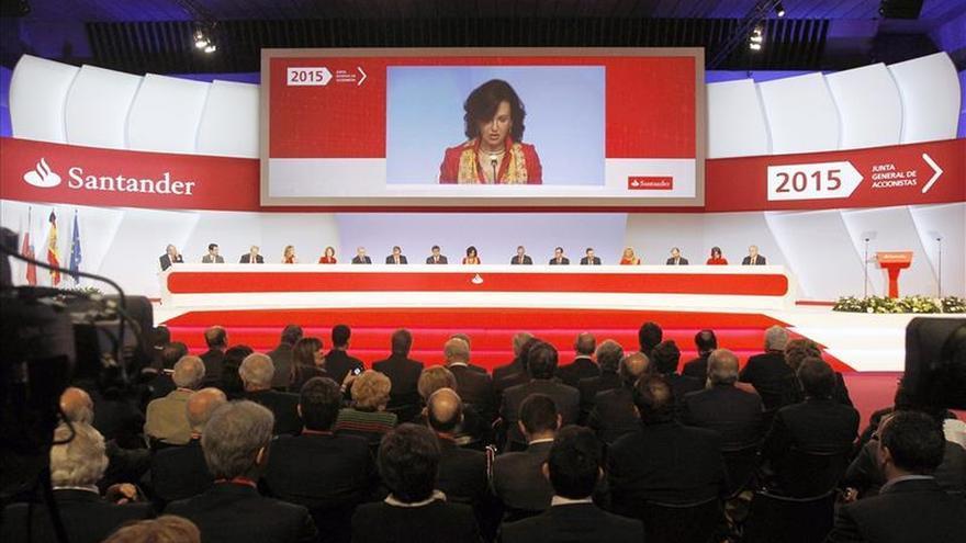 Botín reta a los políticos a presentar propuestas que aporten más prosperidad