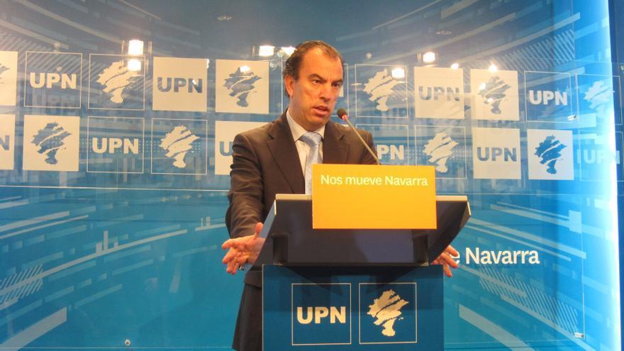 """UPN dice que """"no exige a nadie nada"""" pero que """"no hay que pactar con los partidos que buscan que Navarra desaparezca"""""""