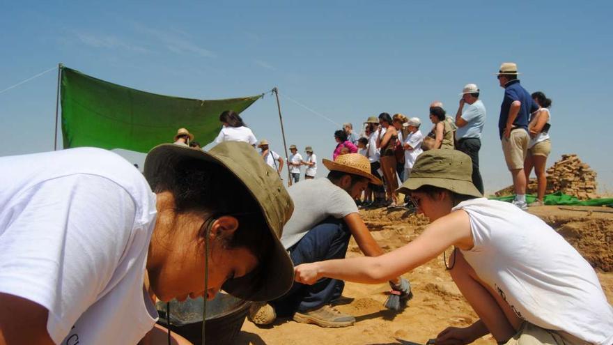Excavaciones en Regina