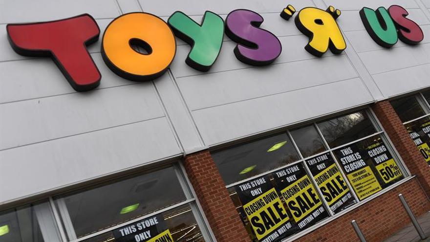 Toys 'R' Us ultima un plan de liquidación de su negocio en EE.UU., según CNBC