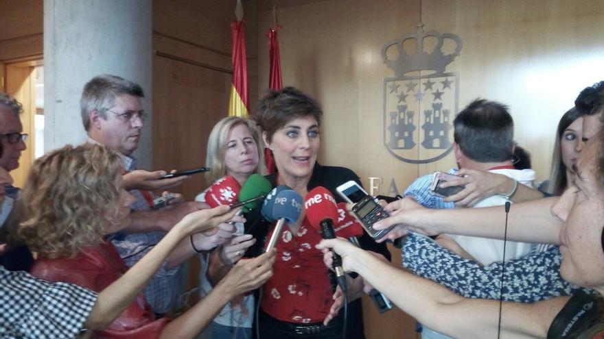 """La salida de Ignacio González de la cárcel demuestra para Podemos que """"hay una Justicia para ricos y otra para pobres"""""""