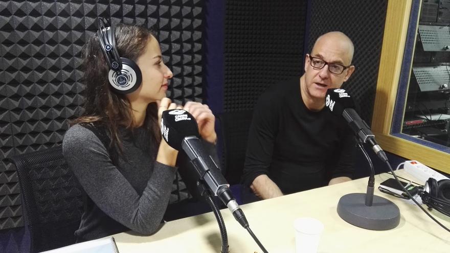 Irene Escolar y Alex Rigola en Carne Cruda
