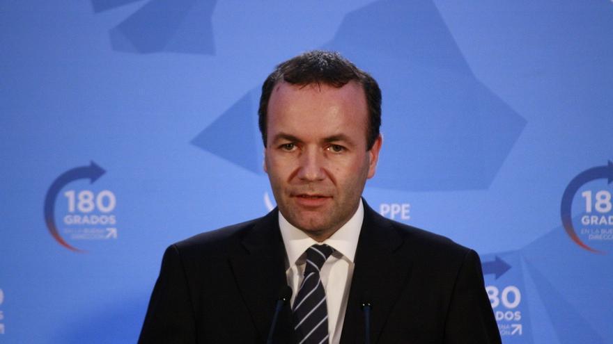 """Manfred Weber (PPE) lamenta que tras las promesas de Syriza no haya """"nada"""" y aboga por decir en campaña """"toda la verdad"""""""